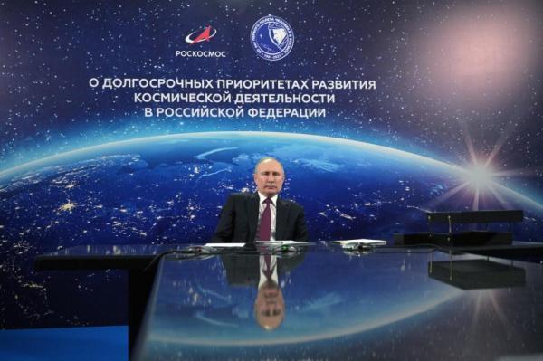 روسیه هنرپیشه و کارگردان به فضا می فرستد