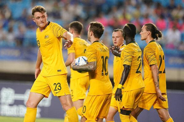 باخت مهم اردن مقابل استرالیا برای تیم ملی ایران