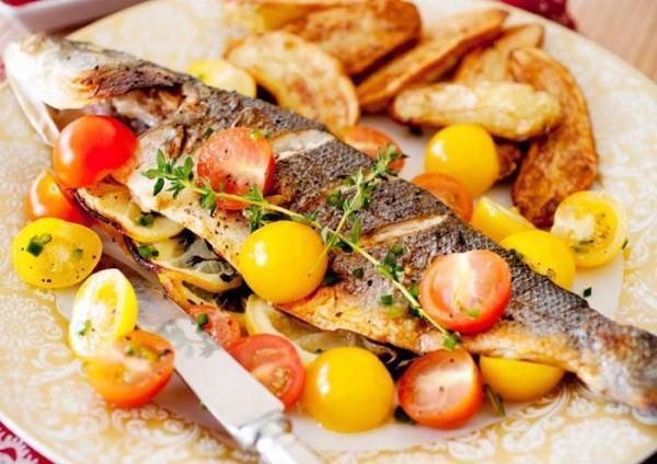 طرز تهیه انواع دورچین ماهی برای مجالس و میهمان ها