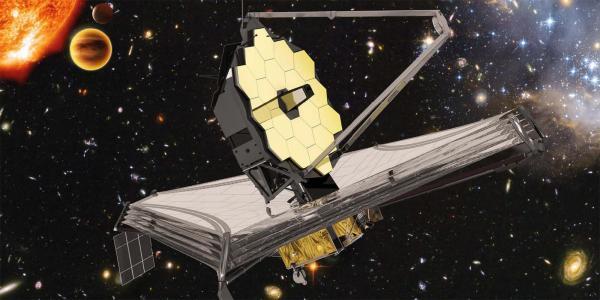 تعویق پرتاب تلسکوپ فضایی جیمز وب ناسا