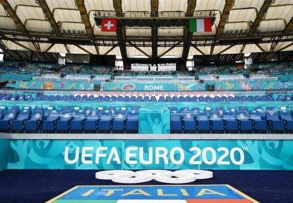 یورو 2020، اعلام ترکیب تیم های ملی ایتالیا و سوئیس