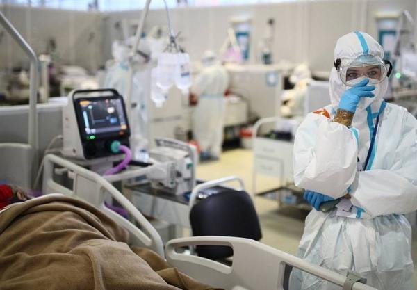 ثبت رکورد نو تعداد مبتلایان نو به کرونا در روسیه