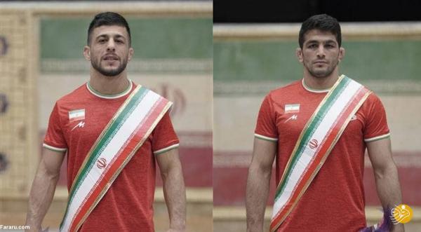 کشتی ایران در المپیک؛ قرعه حسن یزدانی تعیین شد