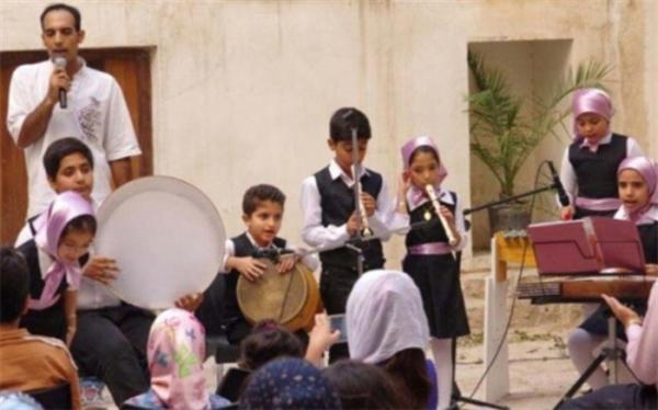 آلبوم در دریا با هدف آشنایی بچه ها با عناصر محیطی منتشر شد
