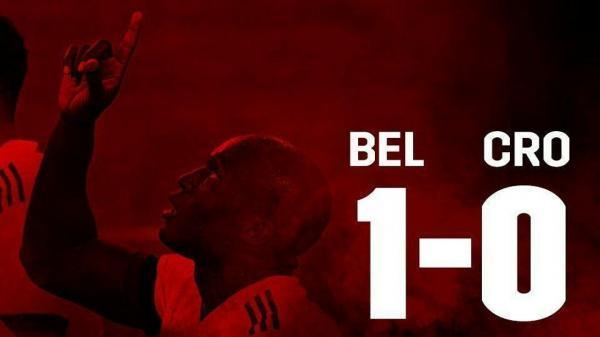 بلژیک با پیروزی مقابل کرواسی به جام ملت های اروپا رسید