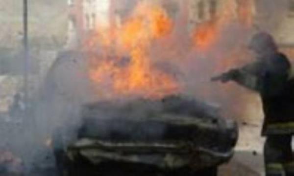پیشگیری و کنترل آتش سوزی اتومبیل در تصادف