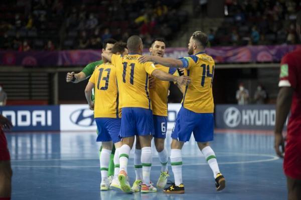 تور ارزان برزیل: برزیل با شکست قزاقستان به اسم سوم جام جهانی فوتسال رسید